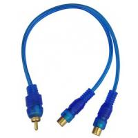 Blue Audio Video Cable Manufactures
