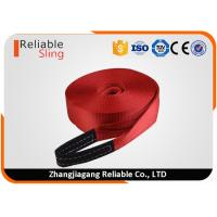 Custom Colorful Heavy Duty Car Recovery Tow Straps with Reinforced Loop Ends Manufactures