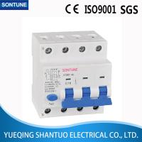 4 Pole Electrical Circuit Breaker STOR7-40 Din Rail Install IP20 Protection Degree Manufactures