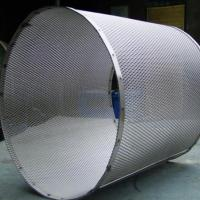 China Hot selling platinum platinized titanium mesh anode for Indonesia using waste water treatment on sale