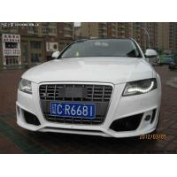 Custom Car Grilles Spare Parts for AD A4L B8RS4 Style Change to Audi S4 / Car Spare Parts for sale