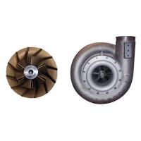 Bronze Alloy Casting Impeller Water Pump Body Casting C83600 / C83500 Manufactures