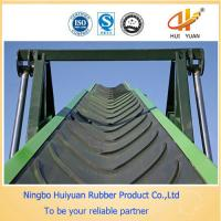 Rubber Conveyor Belt /Ep Fabric Rubber Belt manufacturer from China (width300mm-2400mm) Manufactures