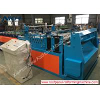 China Steel Coil Slitting Line Machine , Cut To Length Line Machine For 1.0mm Metal Sheets on sale