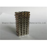 China High Powered Neodymium Rare Earth Magnets Radially Magnetized Direction N35 Grade on sale