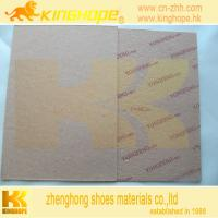 Quality paper insole sheet for sale