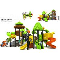Classic Type Childrens Outdoor Slide Gym Play Equipment For 3 - 12 Year Old Kids Manufactures