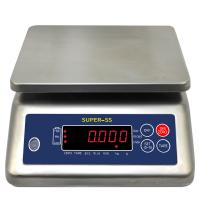 China 6/15/30 Kg Capacity Digital Counting Scale Waterproof Weighing Scale on sale