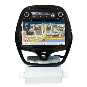 Anti - Shock Car Radio Dvd Head Unit / GPS Navigation Dvd Device For Spark 2015 2016