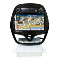 Quality Anti - Shock Car Radio Dvd Head Unit / GPS Navigation Dvd Device For Spark 2015 2016 for sale