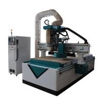 Heavy Duty Cnc Wood Carving Machine , High Strength Wood Carving Router Machine Manufactures