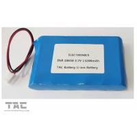 China Lithium ion Battery Pack for Telecom Equipment 18650 13.2AH 3.7V on sale