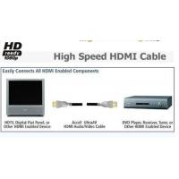 China 15cm Female Panel Mount HDMI Cable HDMI Adapter with Screw Lock on sale