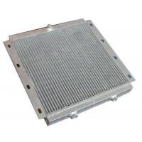 Plate Frame Air compressor Air Cooled Heat Exchanger For industrial Manufactures