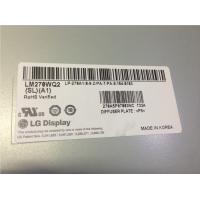 Industrial LG LCD Panels Display 27.0 Inch LM270WQ2(SL)(A1) Manufactures