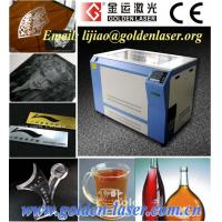 50W 65W Laser Engraver for Wineglass Cup/Bottle Manufactures