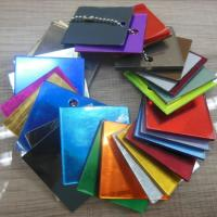 100% virgin Material 1mm to 6mm PMMA Mirror Acrylic Sheet 4 x 6 Feet For indoor decoration Manufactures
