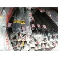 Decoration 201 Welded Stainless Steel Pipes Bright Polished 400#