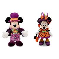 Orange Halloween Day Disney Plush Toys 16 Inch Disney Stuffed Characters Manufactures