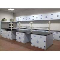 3m Worktop Chemistry Lab Bench Anti Corrosion Polypropylene Casework Manufactures