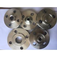 ASME B16.5 RF FF RTJ Duplex Stainless Steel Flanges F53 2507 S32750 DIN 1.4410 Manufactures