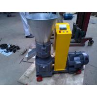 China Home using flat die pellet mill with small output on sale