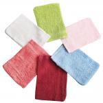 6pcs/lot Bath Glove Luva 100% Cotton Spa Scrubbing Bath Towel Sponge Shower Gloves Intrafa Manufactures