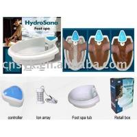 Ionic detox foot spa Manufactures