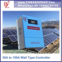 220V Rated Battery Voltage PV Charge Controller with RS485 Function(MPPT/PWM) Manufactures