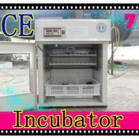 Full Automatic Turning Small Egg Incubator for Chicken Duck Eggs (YZITE-4) Manufactures