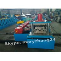High Speed Twos Waves and Three Waves Highway Guardrail Roll Forming Machine Manufactures