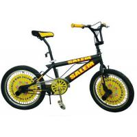 Quality Comfortable Professional BMX Bikes 72 Spokes Wheel Net Weight 12KGS for sale