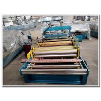 Simple Metal Sheets Sltting and Cutting Machinery for Prepainted & Galvanized Steel Coil Manufactures