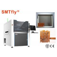 PC Control FPC Solder Stencil Printer , Circuit Board Printing Machine ±0.02mm Accuracy Manufactures