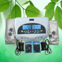 China dual ion detox foot spa machine with electrode therapy pads on sale