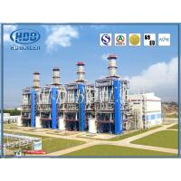 Alloy Painted HRSG Heat Recovery Steam Generator , Heat Recovery Steam Boiler Manufactures