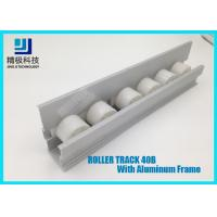 China For Conveyors 40B Roller Track Placon 40 mm Width Aluminum Alloy Flange Frame on sale