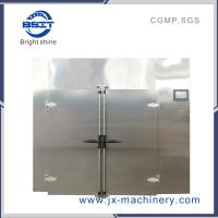 GMP Series Hot Air Circulation Dryer Oven with Drying try (double door)