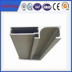 Industrial power coating aluminum profiles,aluminium extrusion price per kg Manufactures