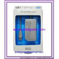 Wii Network Card Nintendo Wii game accessory Manufactures