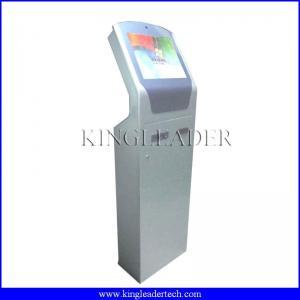 China Self-service payment kiosk with custom kiosk design TSK8002 on sale