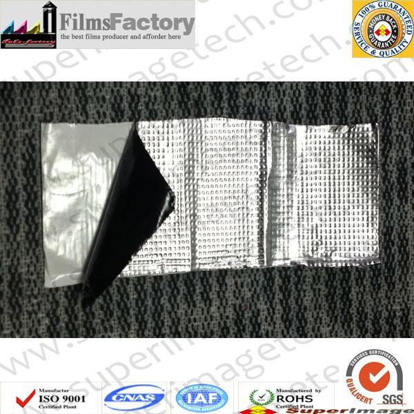 Quality Butyl Tape/Al Foil Butyl Tape/PE Butyl Tape/Exposable Waterproof Membrane for sale