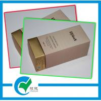 China Perfume Cardboard Packaging Boxes With Lid Constructure For Electronic Product Packing on sale