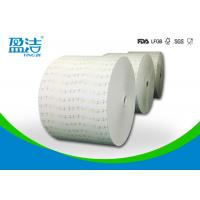Environmental Friendly Paper Rolls , 835cm Width Art Paper Rolls Manufactures