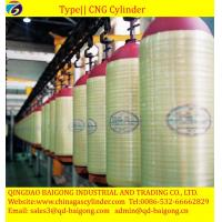 Reliable China Supplier Stainless CNG Storage Cascada Composite CNG Cylinder Manufactures