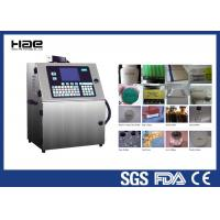 Multi Language CIJ Inkjet Coding Machine 32 X 24 cm LED Display For Food Packaging Bags Manufactures