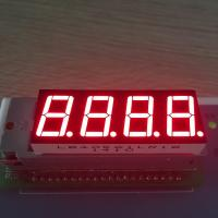 0.56 Inch 4 Digit 7 Segment LED Display For Instrumnet Panel Indicator Manufactures