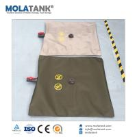 Molatank Small Portable Flexible PVC and TPU water storage tank for chemical liquid, water, fuel Manufactures