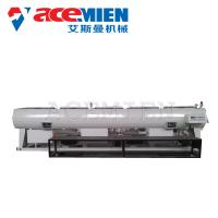 Double Screw Plastic Pipe Extrusion Machine , PVC Pipe Extrusion Line Durable Manufactures