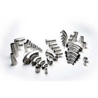 Silver Sanitary S30400 & S31603 Stainless Steel Tube Fittings For Pharmacy Industry,SUS Manufactures